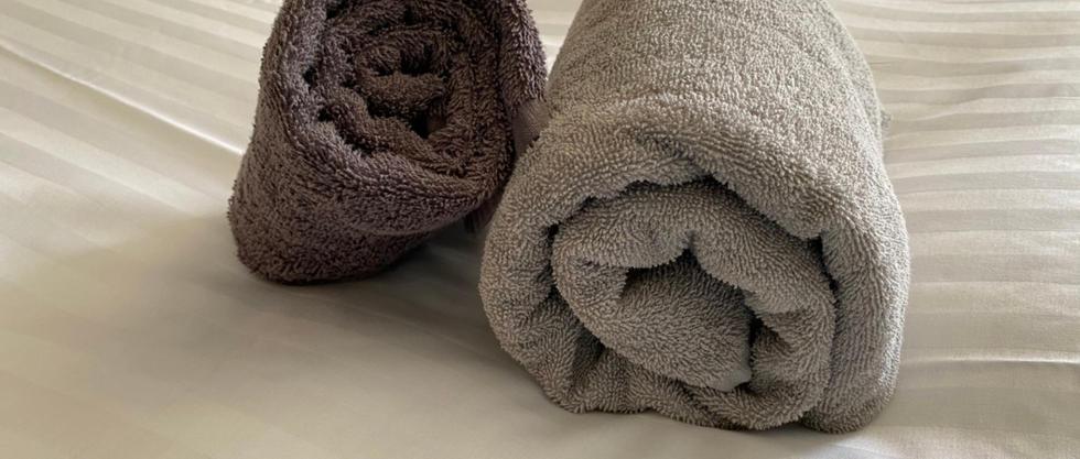 客室用タオル