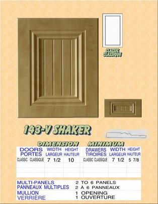 Model# 143-V SHAKER