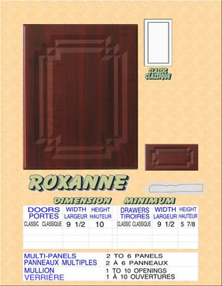 Model# ROXANNE