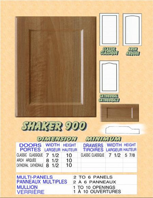 Model# SHAKER 900