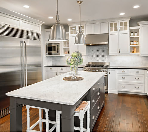 Upscale Kitchen reno