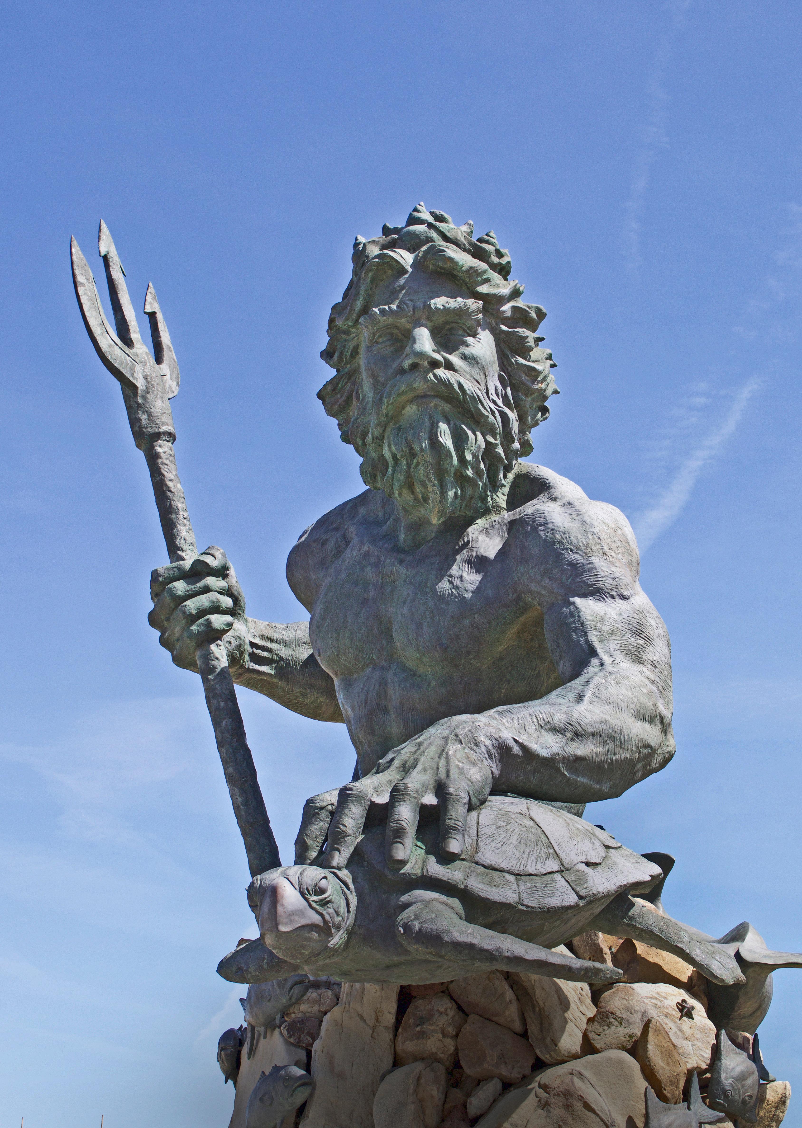 King Neptune Virginia Beach Va