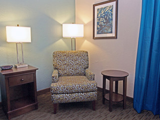 Chair in King Room