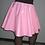 Thumbnail: PVC Skater Circle Skirt - Various Colours