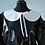 Thumbnail: PVC Full length Sissy Maids Dress