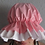 Thumbnail: PVC Adult Baby set, Bonnet, Bootie & Mitts. Baby Blue or Pink