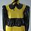 Thumbnail: PVC Romper Adult Baby lockable BumbleBee Suit & Headpiece Bow