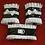 Thumbnail: PVC MAIDS Lockable Cuffs & Collar