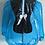 Thumbnail: Adult Baby PVC Lockable Romper Suit - Semi-Transparent PVC