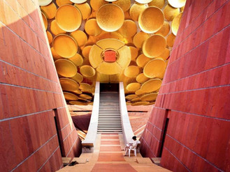 Day #78 Auroville, city of consciousness