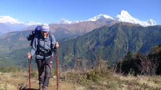Day #43: Trekking the Himalayas