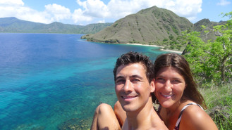 Day #115 Komodo Islands, a piece of paradise on earth
