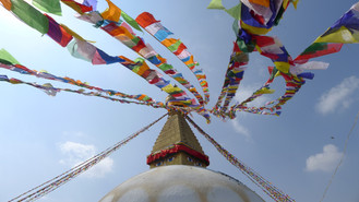 Day #36: Welcome Nepal