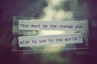 Change within for a greater impact