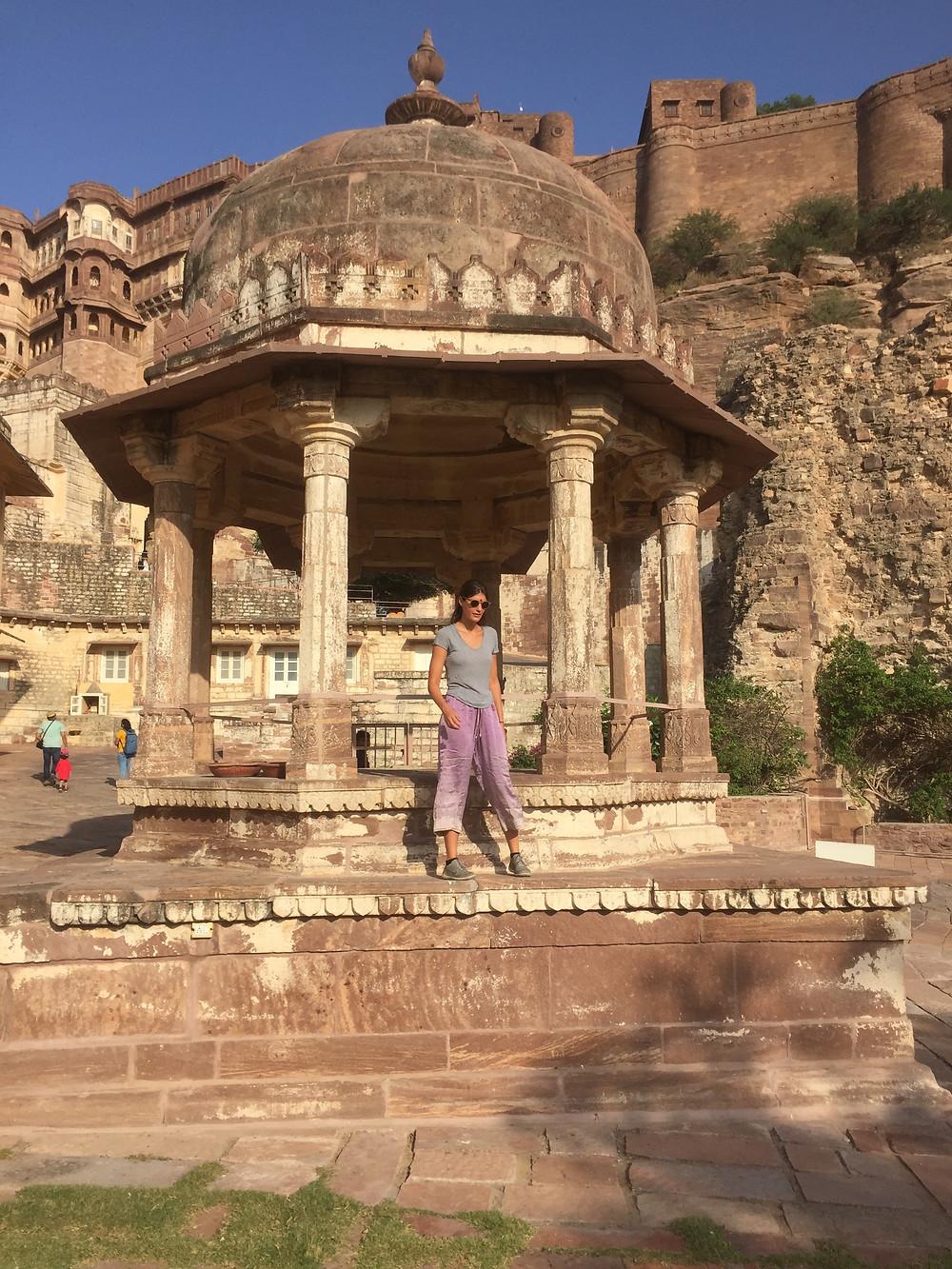 Visit of the Jodhpur Fort