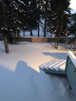 Fence System @ Pukaskwa