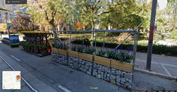 Urban Garden - St. James Park Toronto
