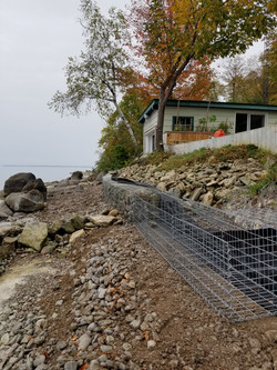 Water Erosion Control @ Lake Simcoe
