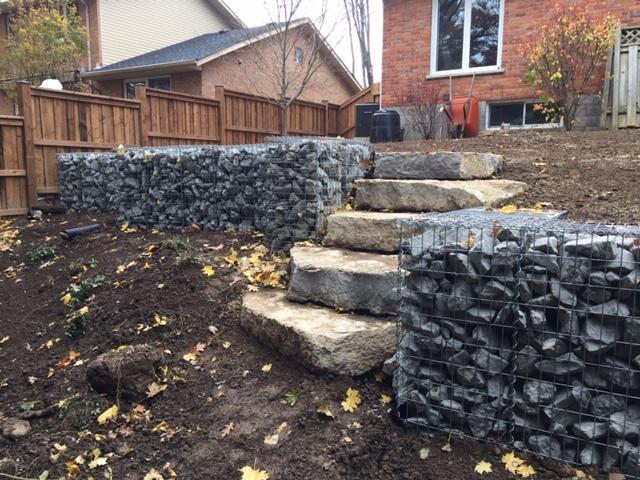 Best Retaining Wall @ Backyard