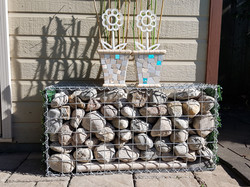 Gabion Canada gabion display