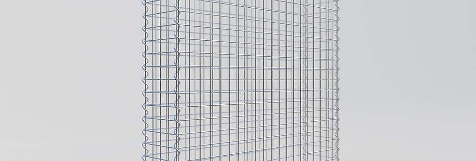Fence System / 1200mm x 900mm x 200mm (48'' x 36'' x 8'')