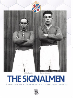 THE SIGNALMEN - A HISTORY OF  COWDENBEAT