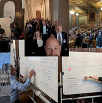 Paris Open Source Forum Community in Action