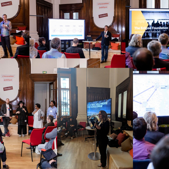 Select Speakers from June Paris Open Source Forum