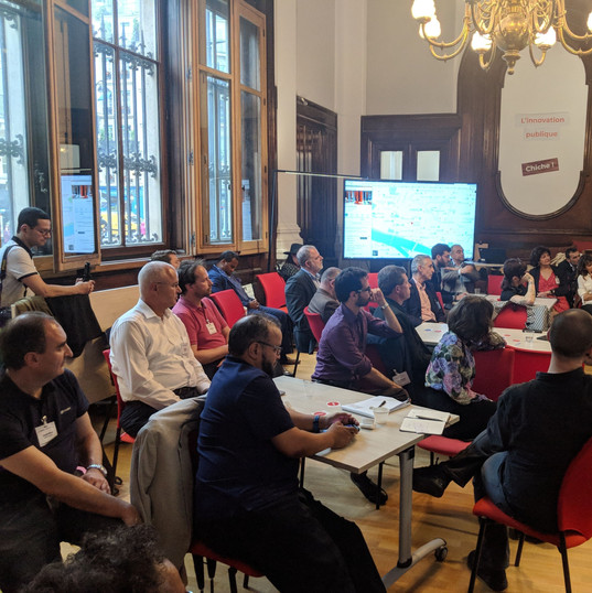 Paris Open Source Forum - June 2019