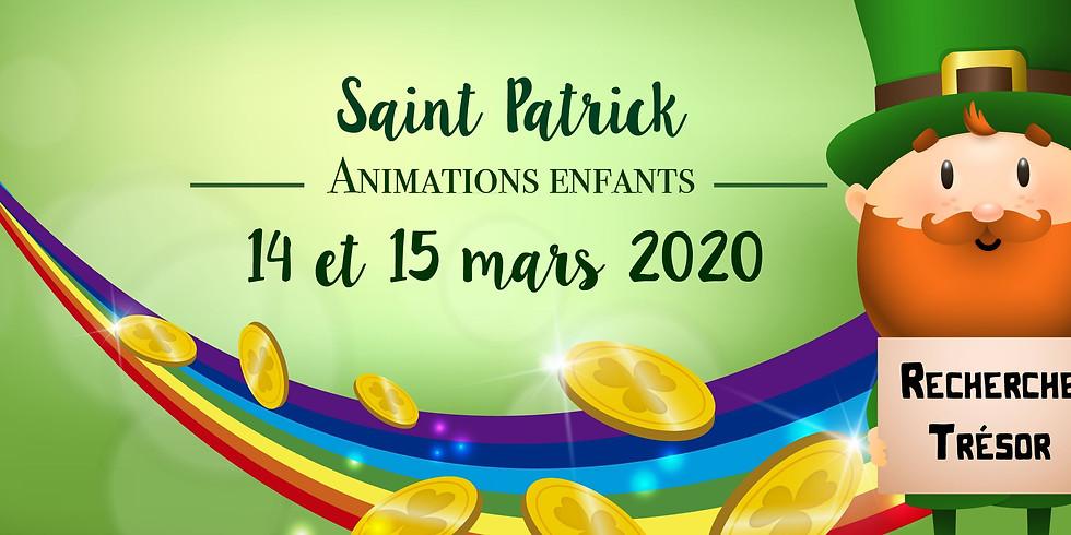 SAINT PATRICK - ROQUEMAURE - 14 & 15 MARS 2020