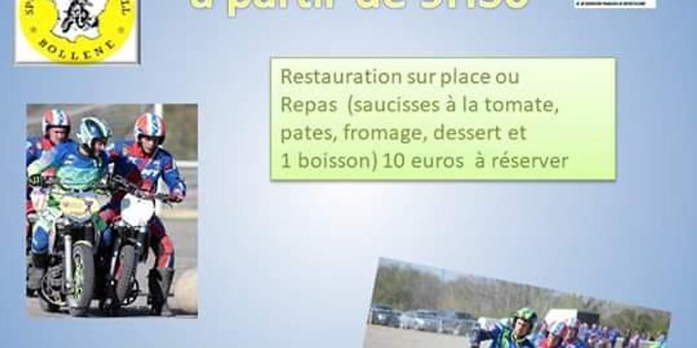MOTOBALL - BOLLÈNE - 21 MARS 2020