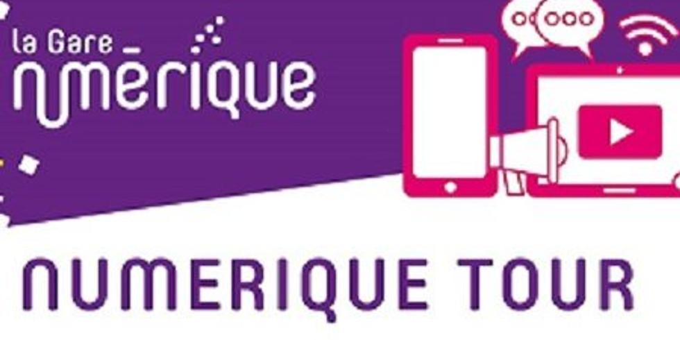 Numérique Tour Sainte Cécile Les vignes