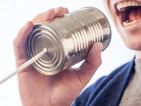 Communiquer en cette période délicate vous aidera à en ressortir plus fort