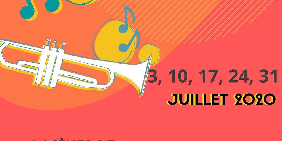 Les vendredis de juillet - ORANGE