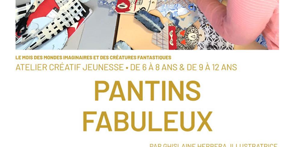 PANTINS FABULEUX - SORGUES - 14 MARS 2020