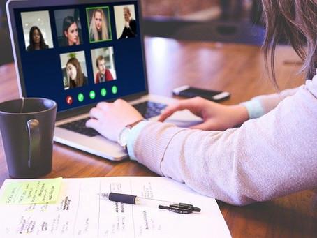 Conférence, webinar et visio, booster votre image.