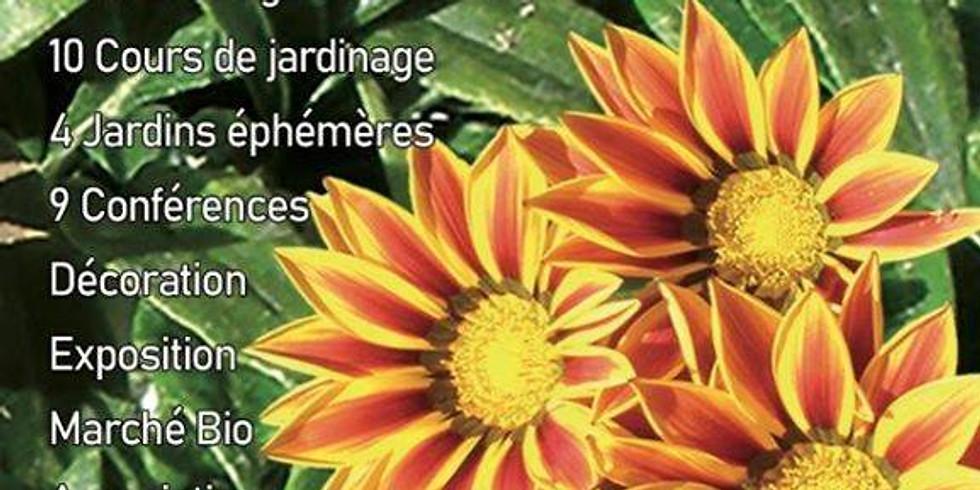 Plantes rares et Jardins naturels - SERIGNAN DU COMTAT