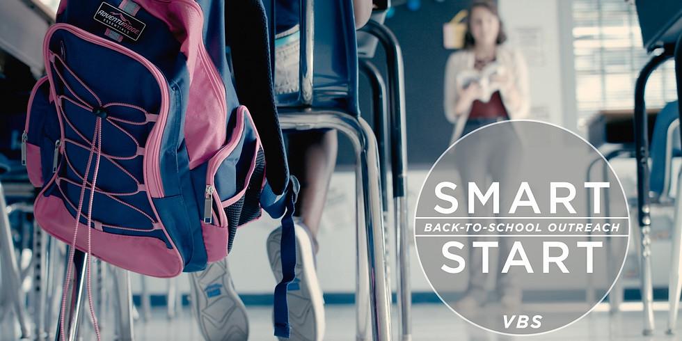 SMART START (BACK-TO-SCHOOL OUTREACH)