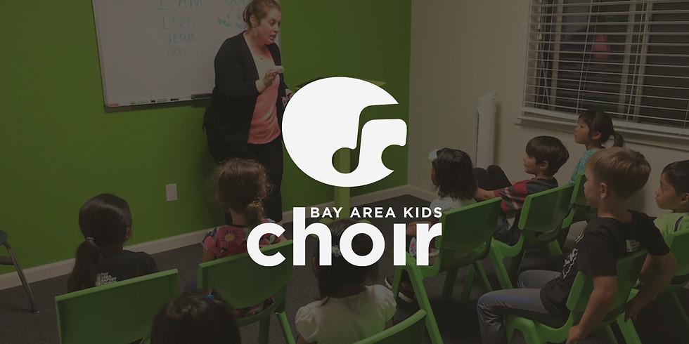 Bay Area Kid's Choir