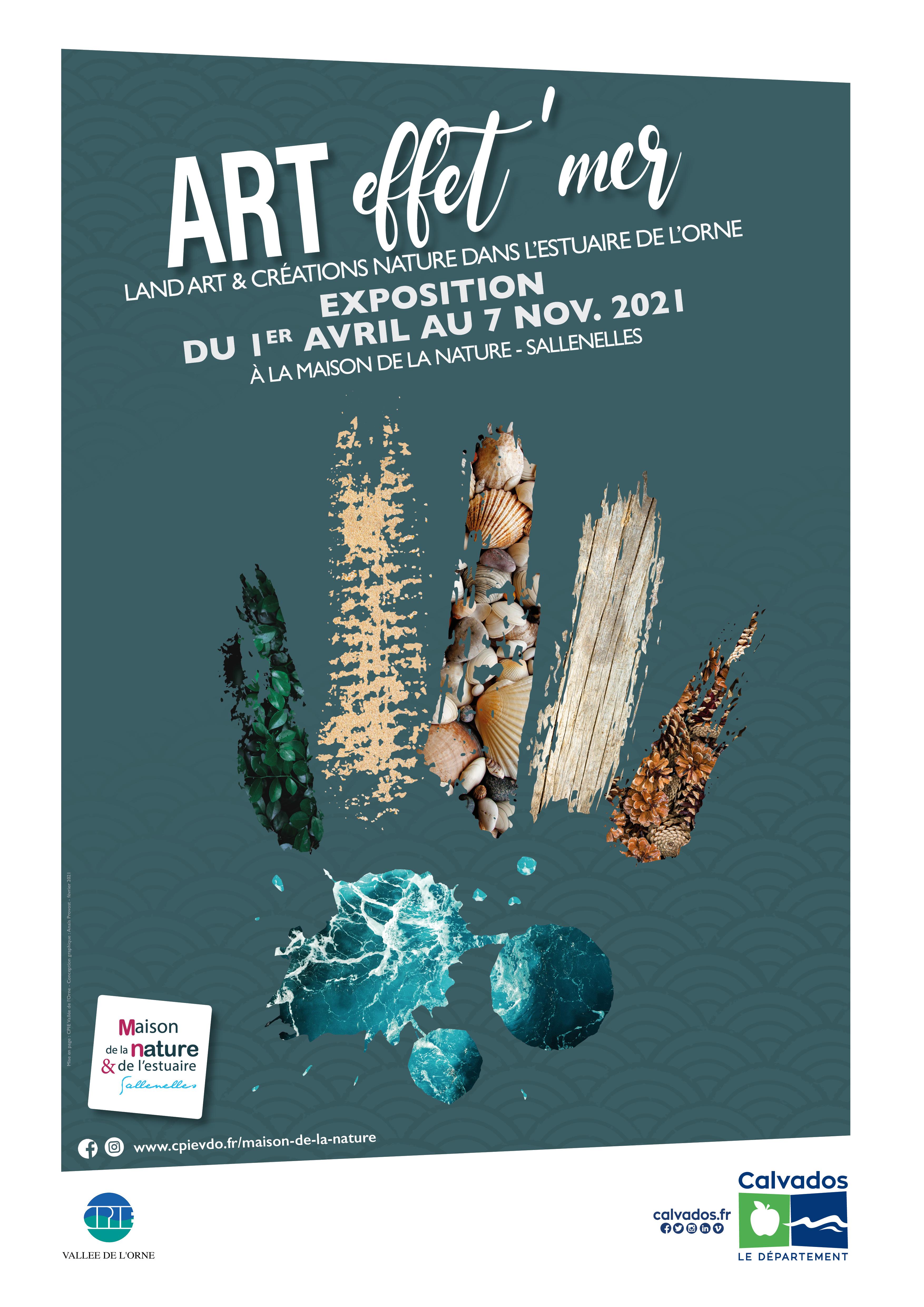 Exposition ART effet'mer