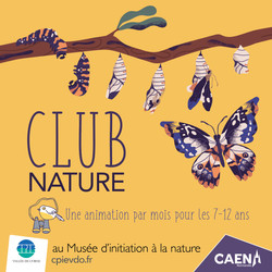 Un Club Nature à Caen !