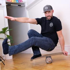 Radio Renard - Trouver l'équilibre avec Nicolas Loiselle