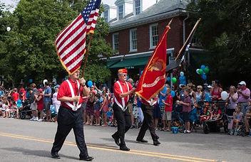 Small Town America Celebrates - Vicki Ha