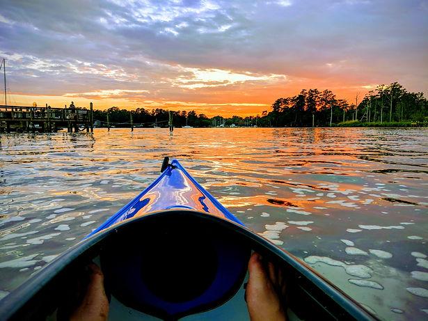 Kayak Sunset - Jason Yeary.jpg