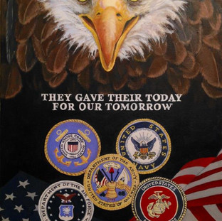 3.  They Gave Their Today for Your Tomorrow by Beth Ybarra