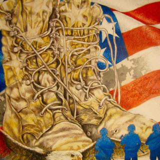 7.  Allegiance by Laureen Kirk