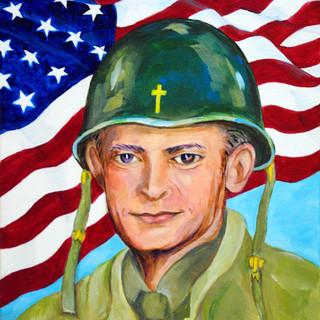 15.  Father Vincent Capodanno by Pat McMahon