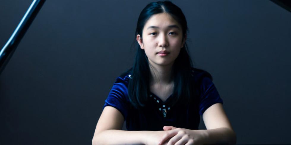 Lauren Zhang Play Rachmaninov