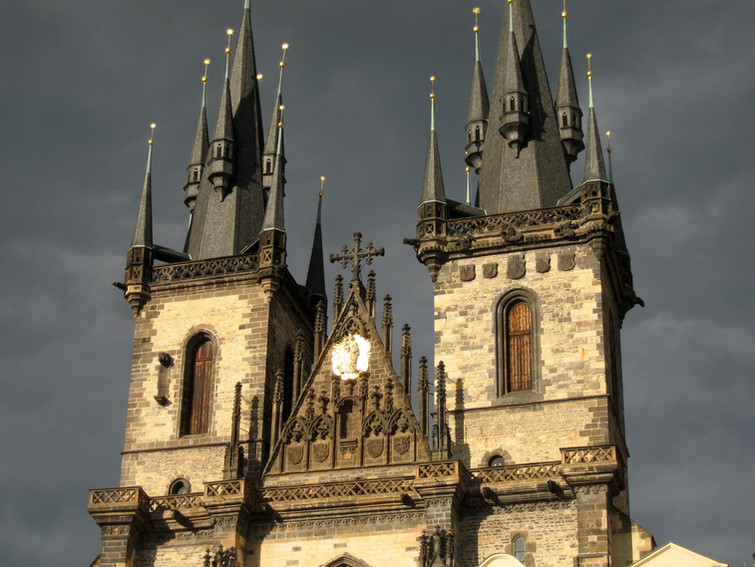 The Church of Our Lady, Prague