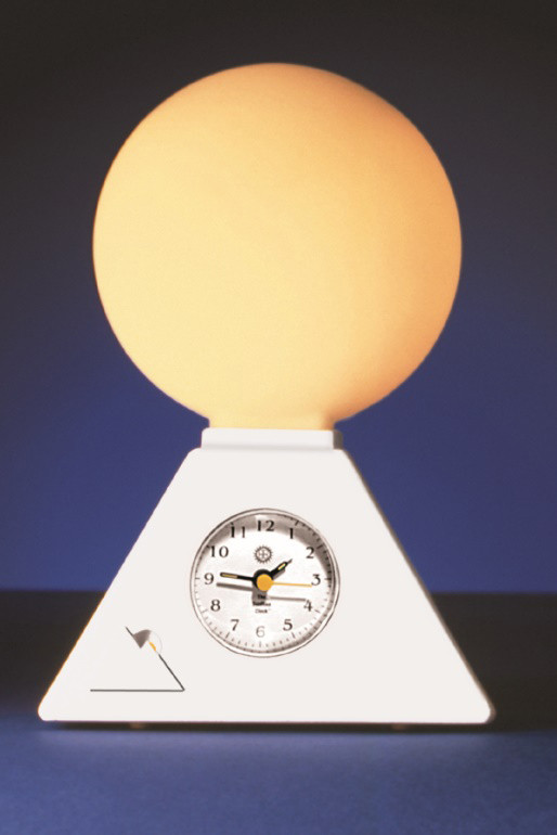 The SunRise Clock